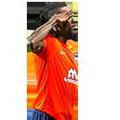 Adebayor FIFA 18 Team of the Week Gold