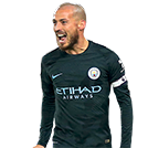 David Silva FIFA 18 Team of the Week Gold