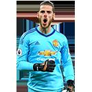 De Gea FIFA 18 Team of the Week Gold