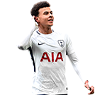 Alli FIFA 18 Team of the Week Gold