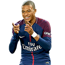 Mbappé FIFA 18 Team of the Tournaments