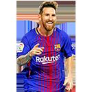 Messi FIFA 18 Festival of FUTball