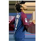 Neymar FIFA 18 Team of the Week Gold