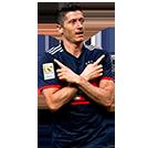 Lewandowski FIFA 18 Europe MOTM
