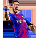 Suárez FIFA 18 Europe MOTM