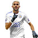Mahrez FIFA 18 Team of the Season Gold