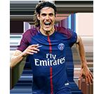 Cavani FIFA 18 Europe MOTM