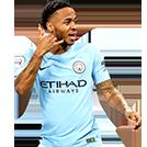 Sterling FIFA 18 Europe MOTM