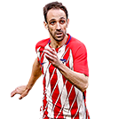 Juanfran FIFA 18 Team of the Week Gold