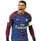 Thiago Silva FIFA 18 Team of the Week Gold