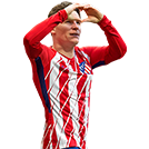 Gameiro FIFA 18 Team of the Week Gold