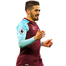 Lanzini FIFA 18 Team of the Week Gold