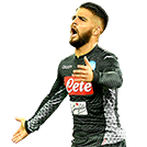 Insigne FIFA 18 Team of the Week Gold