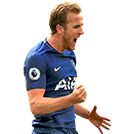 Kane FIFA 18 Team of the Week Gold