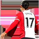 van Dijk FIFA 18 FUTmas