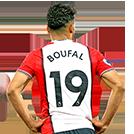 Boufal FIFA 18 FUTmas