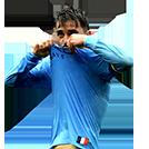 David Villa FIFA 18 Team of the Week Gold