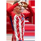Gameiro FIFA 18 FUT Champions Gold