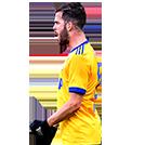 Pjanić FIFA 18 Team of the Week Gold