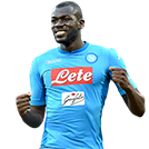 Koulibaly FIFA 18 Team of the Week Gold