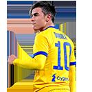 Dybala FIFA 18 Team of the Week Gold