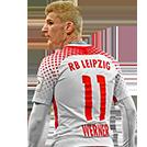 Werner FIFA 18 FUTmas