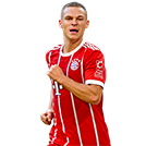 Kimmich FIFA 18 Team of the Week Gold