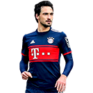 Hummels FIFA 18 Team of the Week Gold