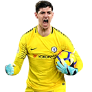 Courtois FIFA 18 Festival of FUTball