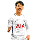 Son FIFA 18 Team of the Week Gold