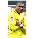 Mbappé FIFA 18 Europe MOTM