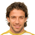 Del Piero FIFA 17 Icon / Legend