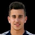 Alex Berenguer FIFA 17 Non Rare Silver