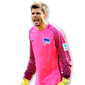 Jarstein FIFA 17 Team of the Week Gold