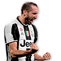 Chiellini FIFA 17 Team of the Season Gold