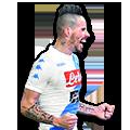 Hamšik FIFA 17 Team of the Week Gold