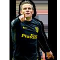 Gameiro FIFA 17 Team of the Week Gold