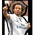 Marcelo FIFA 17 Team of the Season Gold