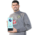 Diego Costa FIFA 17 Award Winner