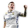 Kroos FIFA 17 Team of the Season Gold
