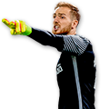 Oblak FIFA 17 Team of the Season Gold