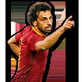 Salah FIFA 17 Team of the Week Gold