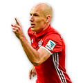 Robben FIFA 17 Team of the Week Gold