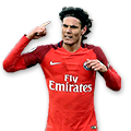 Cavani FIFA 17 Team of the Week Gold