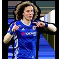 David Luiz FIFA 17 Team of the Season Gold