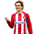 Griezmann FIFA 17 Team of the Season Gold