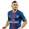 Verratti FIFA 17 Team of the Week Gold