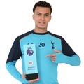Alli FIFA 17 Award Winner