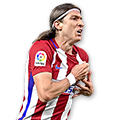 Filipe Luís FIFA 17 Team of the Season Gold
