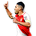 Falcao FIFA 17 Team of the Week Gold